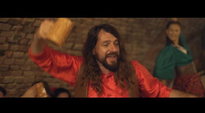 Гурт Рокаш зняв атмосферне відео в Мукачівському замку